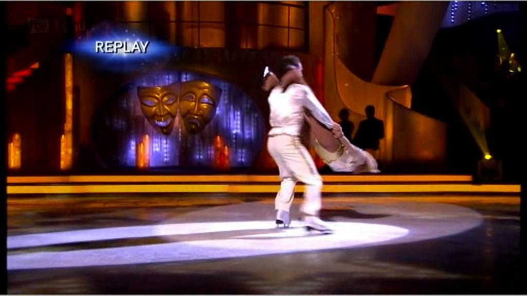 Kerry Katona & Daniel Whiston Dancing On Ice Week 6