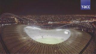 Катар представил первый стадион ЧМ-2022 по футболу