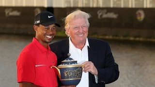 Trump Loses Business With The PGA Tour