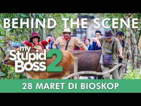 My Stupid Boss 2 - Keseruan Dan Tantangan   #BehindTheScene   28 Maret Di Bioskop