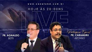 A IMPORTÂNCIA DO ENSINO BÍBLICO  - Live com a participação do Pr. Caramuru