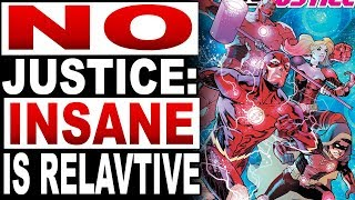 The Justice League Make Their Final Stand! (Justice League: No Justice #4)