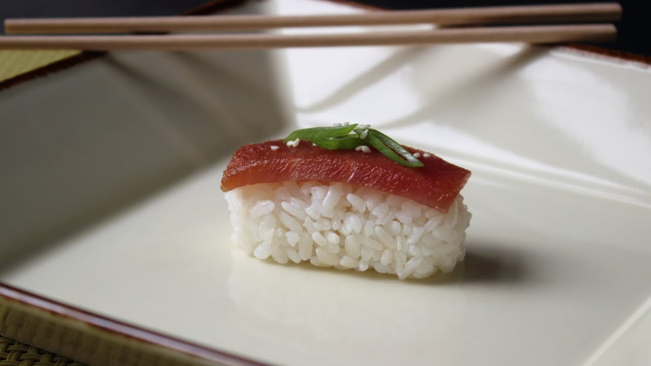 Easy Sushi Rice Recipe  How To Make Sushi Rice For Seaweed Tacos