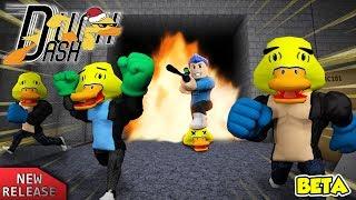 IL MIO NUOVO ROBLOX GIOCO DUCK DASH È FINALMENTE QUI!! - Roblox Duck Dash