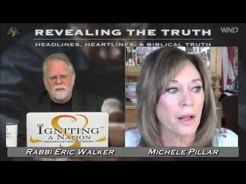 Rabbi Walker & Michele Pillar discuss her book Untangled 04 13 2018