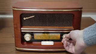 Обзор на радиоприемник Roadstar HRA-1500/N от BOXRU.RU