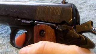 1911 non-firing replica gun -Denix