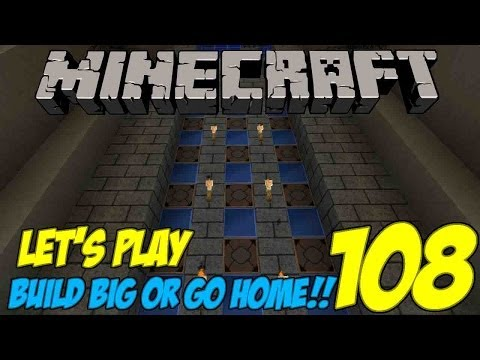 Minecraft Let's Play Episode 108: Mob Farm Storage Silo