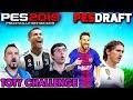 TOTY TAKIMLARI CHALLENGE! | PES 2019 PESDRAFT