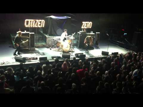 CITIZEN ZERO - STRANGLEHOLD - RAMSHEAD LIVE - BALTIMORE - 4/7/17