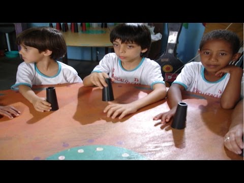Clique e veja o vídeo Musicalização Infantil - Atividade Lúdica