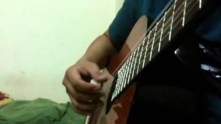 Dạ Khúc jaychau guitar demo