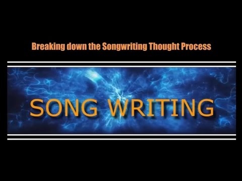 Lipsham&Geib Songwriting Podcast #5 - The Songwriting Thought Process