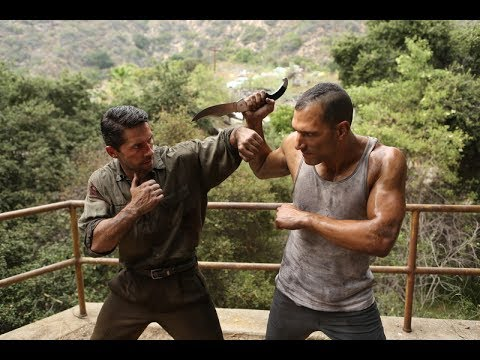 Savage Dog 2017 Yuri Boyka  Scott Adkins بويكا ضد سكوت في الفيلم الجديد 2017