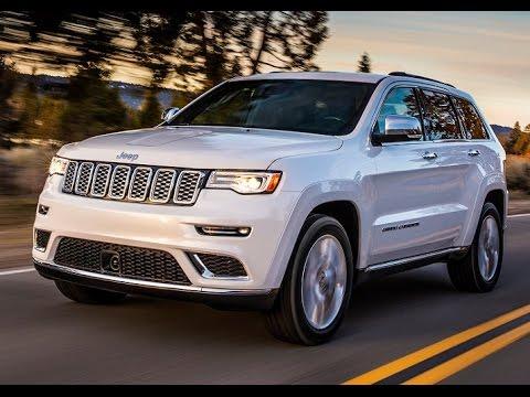 2017 New Jeep Grand Cherokee