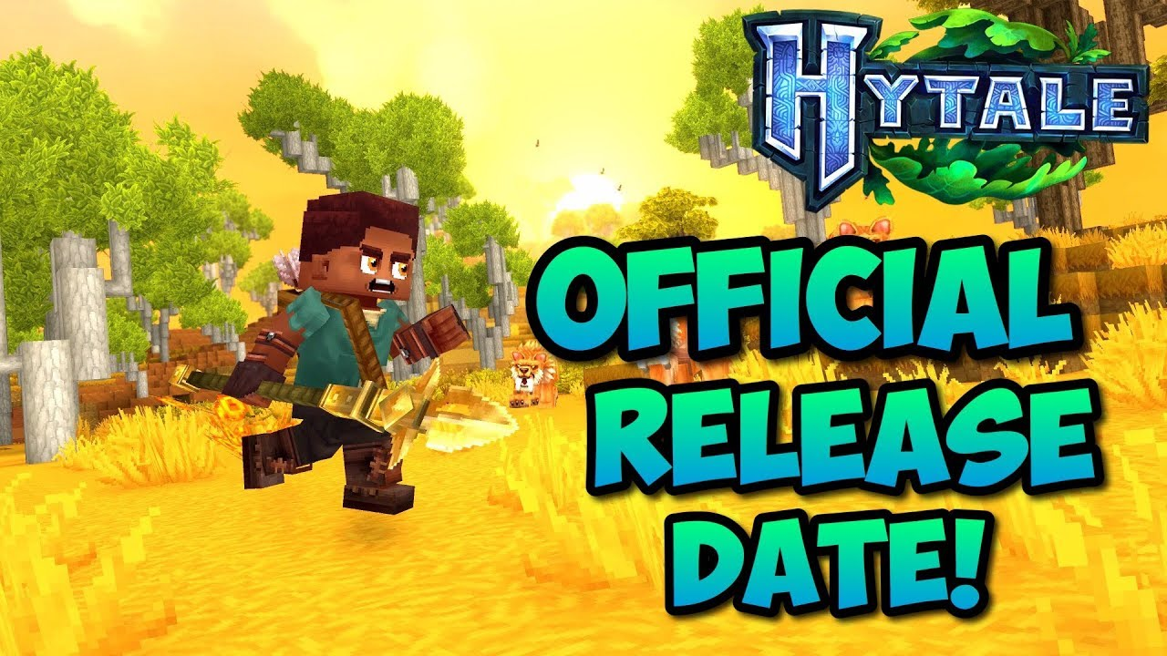 Hytale OFFICIAL BETA RELEASE And FULL GAME DOWNLOAD INFO! Hytale Gameplay