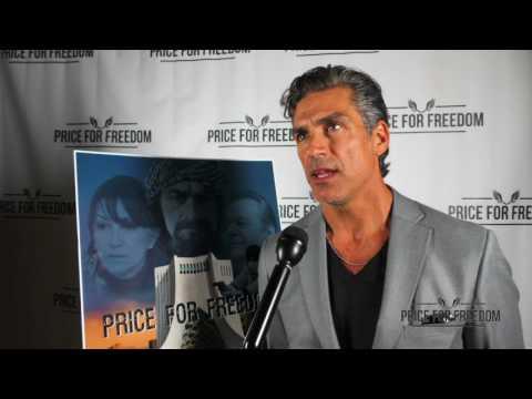 Eric Etebari Price For Freedom