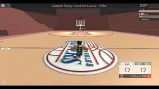 Roblox NBA: Phenom stervens158 vs Beppou part2