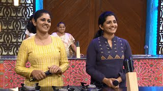 Dhe Chef | Episode 30 - with the family member... | Mazhavil Manorama