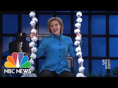 The Evolution of Hillary Clinton, According To SNL   NBC News