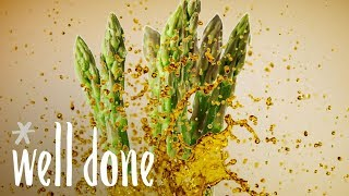 Why Does Asparagus Make Your Pee Smell? There's A Technical Term For It! | Food 101 | Well Done