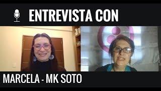 ENTREVISTA CON MARCELA MK SOTO | FLAVIAH MOTTA