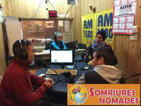 32. Enrevista en Radio San Salvador, Dolores