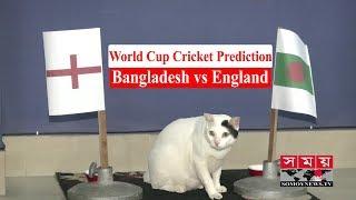 Prediction   BD vs Eng   ভবিষ্যত বললো বাংলাদেশী জ্যোতিষী বিড়াল গ্রু