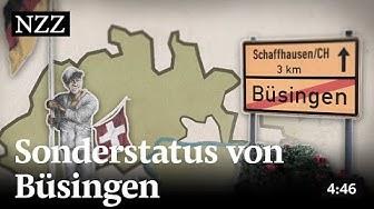 Deutsche Exklave in der Schweiz: Wie Büsingen mit seinem Sonderstatus kämpft
