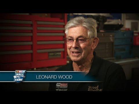 Leonard Wood Hall of Fame induction