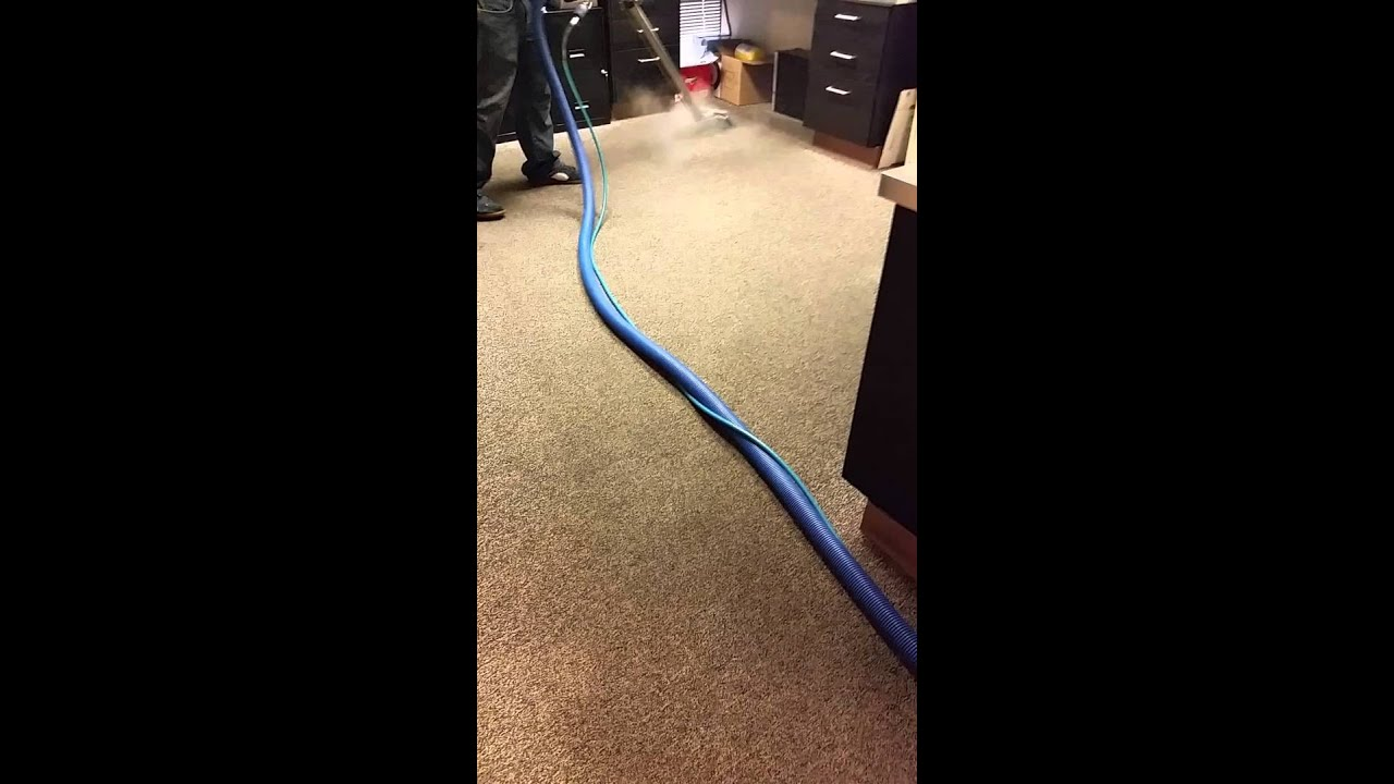 Carpet Cleaning Machine Truckmount Prochem 405 Youtube