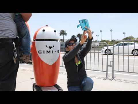 GIMI-5 Takes the Metro