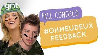 Júlia Rabello e Jefferson Schroeder respondem só FEEDBACKS! | #84 | Fale Conosco | Júlia Rabello
