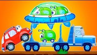 Мультики про машинки новые серии. Машинки мультик для малышей. Смотреть мультики про машину Вилли
