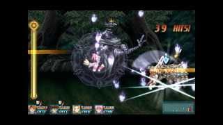 Tales of Phantasia II (Xna) - Battle Gameplay