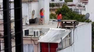 Соседи по крыше, миланеса, первым делом - самолеты