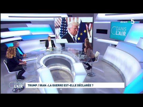 Trump / Iran : La Guerre Est-elle Déclarée ? #cdanslair 03.01.2019