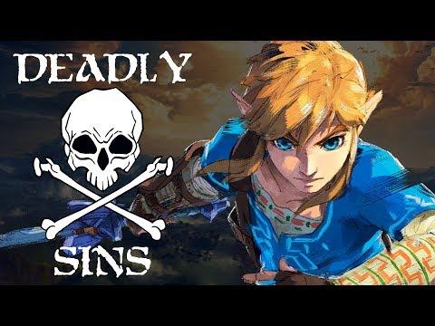 DEADLY Zelda Breath of the Wild SINS