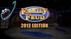 Jerma Streams - Family Feud 2012