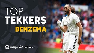 LaLiga Tekkers: Hat-trick de Benzema frente al Athletic Club