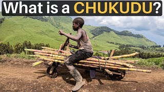 What is a CHUKUDU? (Goma, Congo)