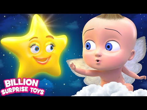 Twinkle Twinkle Little STAR - Nursery BABY SONG for Children   3D Animation Rhymes for Kids