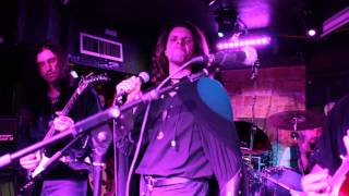 Darkenhöld - Wyvern Chant Solitude (Live Le Klub, Paris 05/05/2013)