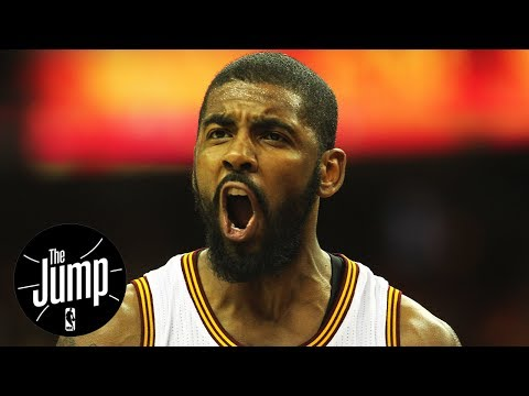 Clutch Kyrie Irving Is A Problem For Rest Of NBA | The Jump | ESPN