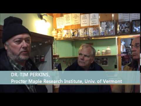 Climate Change Impact on Vermont Maple Industry
