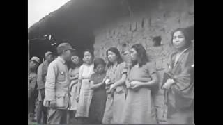 Видео секс-рабынь японских солдат 1944 года, часть 2