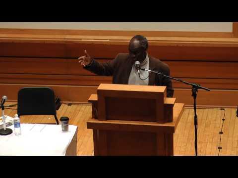Ngugi wa Thiong'o Speaks at The Chinua Achebe Legacy Series