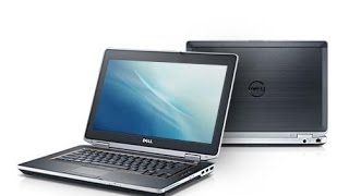 Dell Latitude E6420 Unboxing and Overview