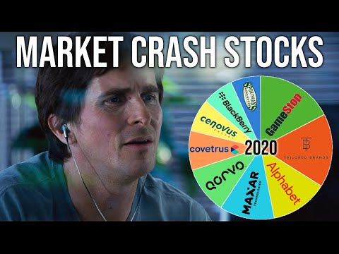 Michael Burry Predicted The 2020 Stock Market Crash: Here's What He's Investing In