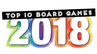 Top 10 Games of 2018 - Chairman of the Board